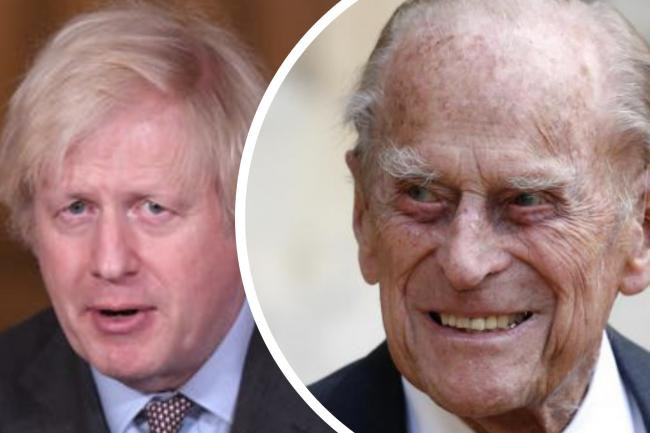 Boris Johnson leads tributes as Prince Philip dies, aged 99. (PA)