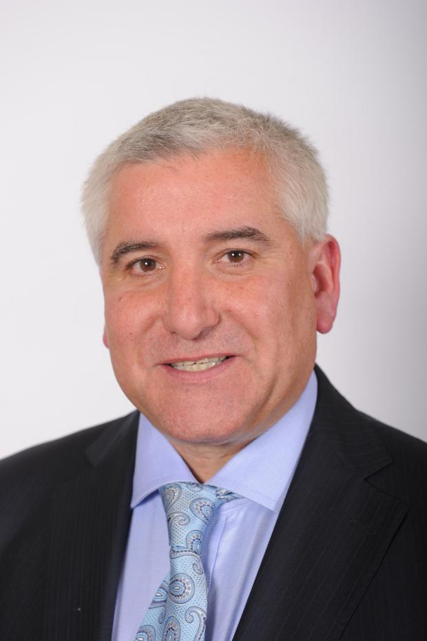 Stourbridge News: Councillor Patrick Harley - leader of Dudley Council (Conservative)