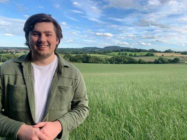 Stourbridge News: Ryan Priest - Lib Dem candidate for Cradley and Wollescote
