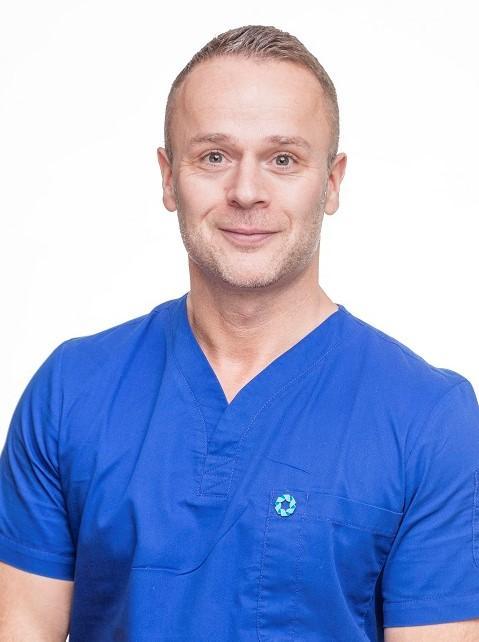 Noticias de Stourbridge: Mark Northover, técnico dental clínico