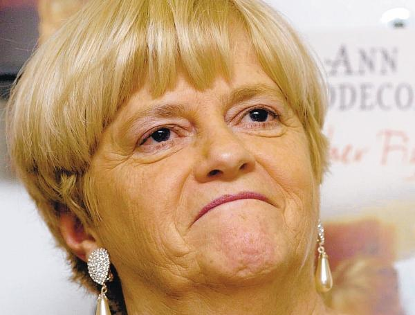 Stourbridge News: Ann Widdecombe