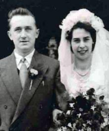 Irene and Jack WALTERS