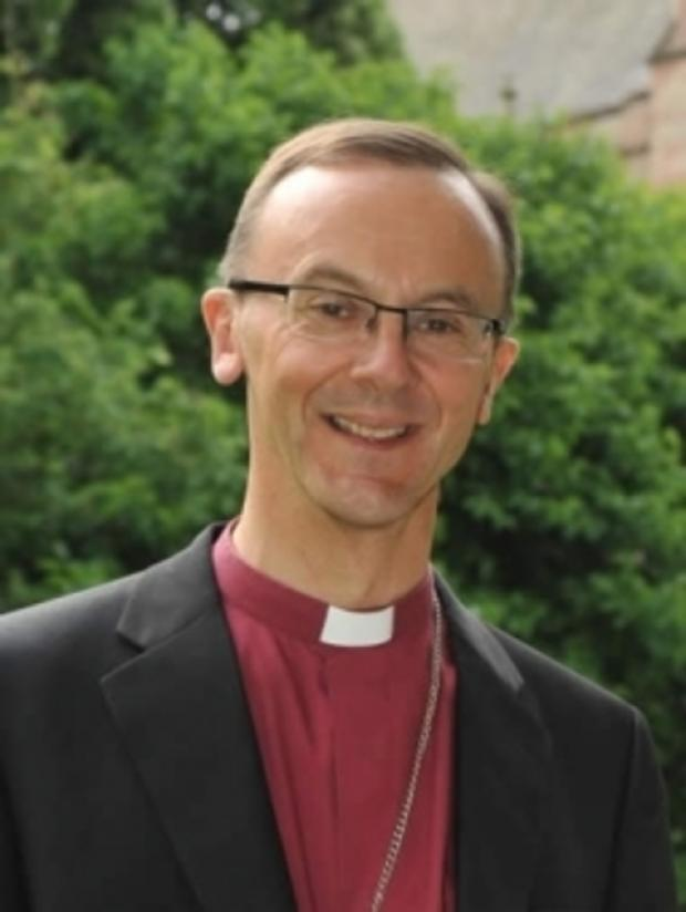 Stourbridge News: The Rt Revd Dr John Inge says less formal styles of worship may be helping to push up church attendances
