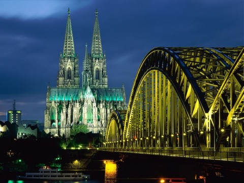 You will get more than a whiff of fun in Cologne