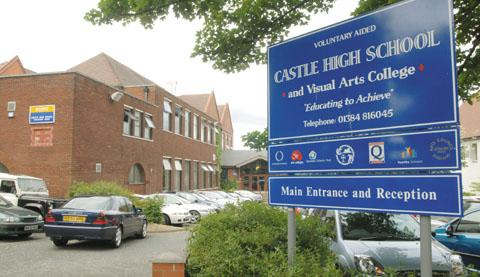 Castle High School