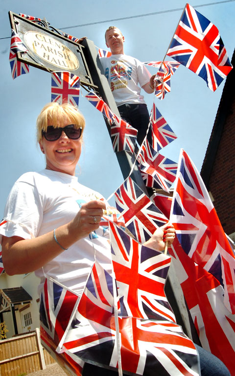 Clent gears up for Jubilee extravaganza