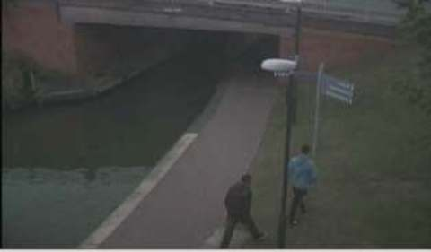 New CCTV clues in hunt for Brierley Hill robbers