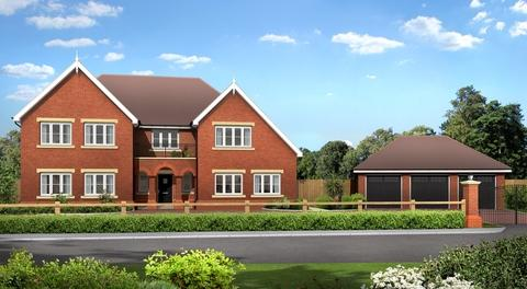 Plot 1 at White Friars, Lawnswood - a Banner Homes development