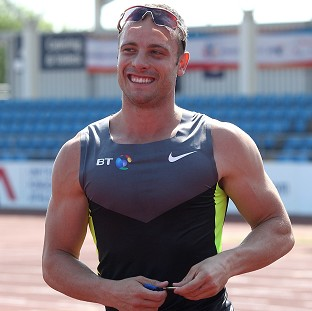 Oscar Pistorius will make history when he competes in the London Olympic Games