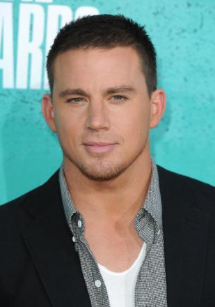 Channing's dancing dirty