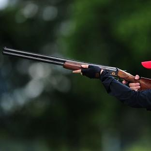 Kimberly Rhode has won gold in the women's skeet
