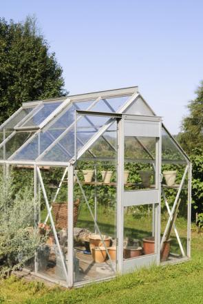 Give your greenhouse a sunny outlook