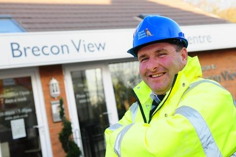 Kingswinford man named site manager of the year