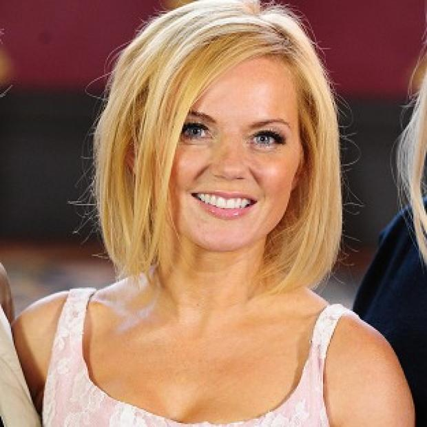 Stourbridge News: Geri Halliwell said her Olympics performance was held on her late father's birthday