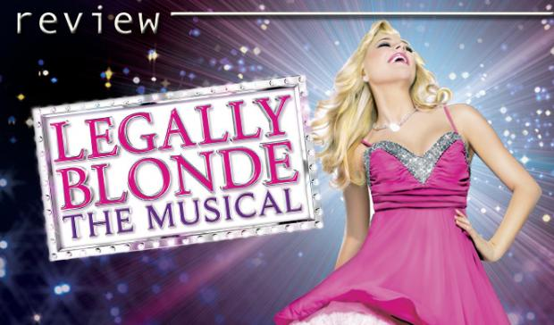 Stourbridge News: Legally Blondeat The New Alex