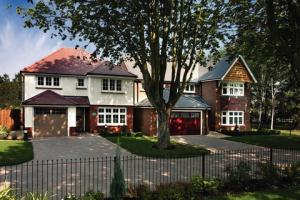 Show homes from Redrow's New Heritage Collection are now open at Hamlet Place, Stourport.