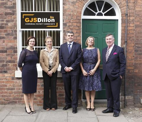 The team at GJS Dillon.