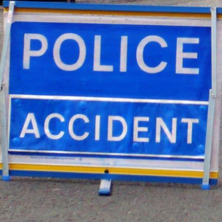 Child hurt after collision with car in Quinton