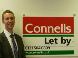 Mike Ferrier, Lettings Manager at Connells in Halesowen, says ask lettings agents key questions.