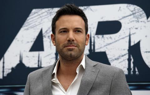 Affleck's flicked off the critics