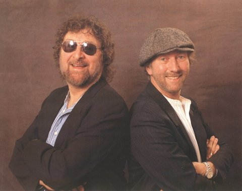 Rockey Cockneys Chas and Dave