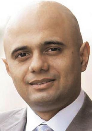 Sajid Javid MP