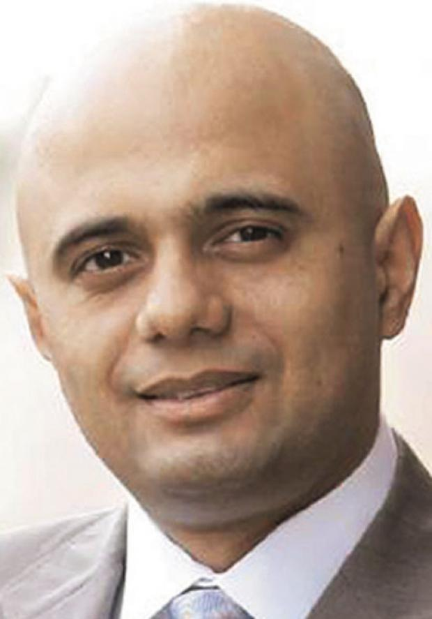 Bromsgrove MP Sajid Javid is feeling the heat from Hagley Action Group