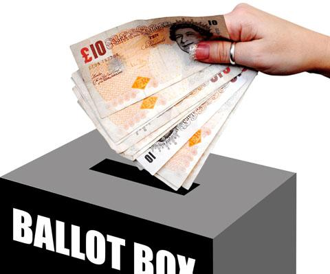 Stourbridge News: Dudley borough residents would have to pay £350,000 for a vote to approve a significant council tax increase