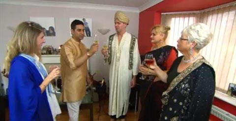 "Black Country cooks ""spice"" things up on Come Dine With Me"