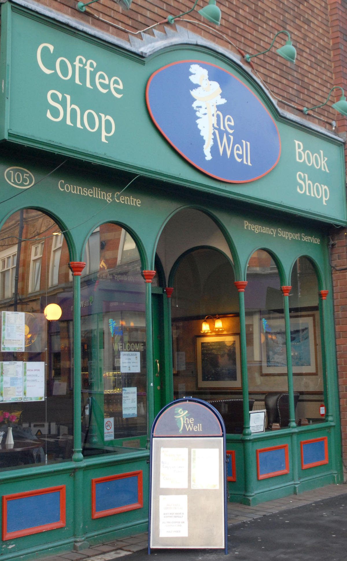 Stourbridge coffee shop calls in administrators