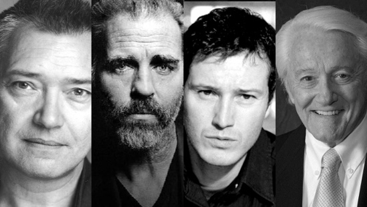 Martin Shaw, Jeff Fahey, Nick Moran and Robert Vaughn are appearing in Twelve Angry Men.