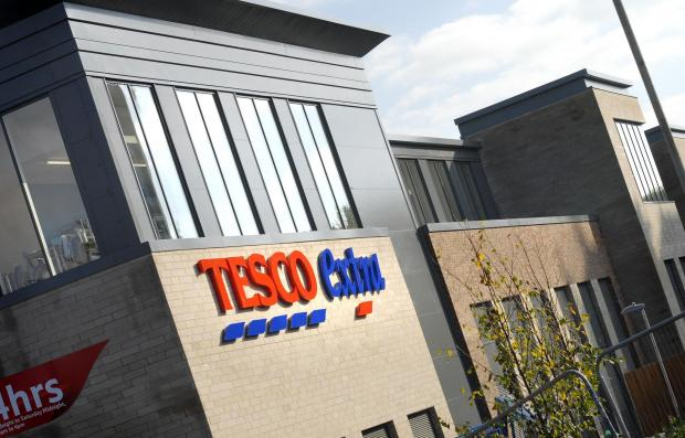 Tesco to stamp down on lazy Stourbridge pedestrians
