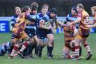 Dudley Kingswinford second row Nick Murphy could return for Saturda's clash at home to Otley
