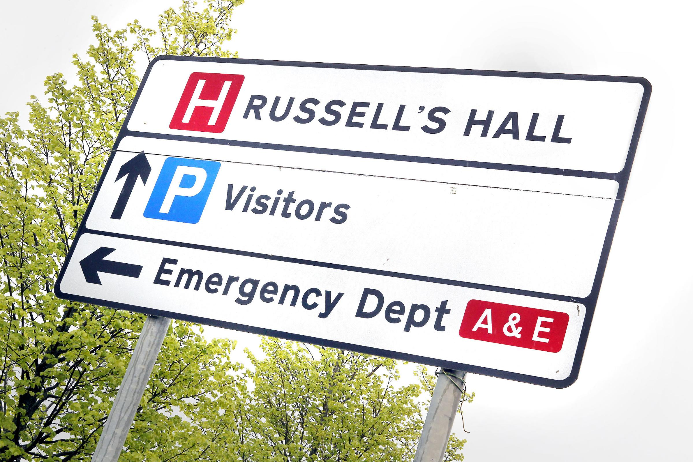 Major incident plans in place as Dudley A&E unit battles biggest admissions crisis in four years