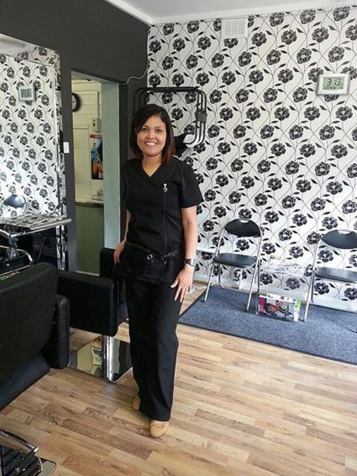Sisters' dream comes true as Smethwick hair salon launched