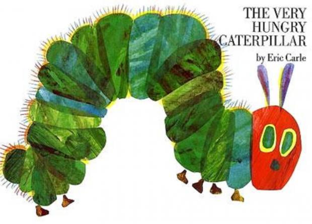 The Very Hungry Caterpillar Day is on March 20.