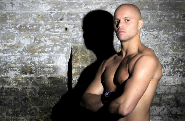 Stourbridge News: Ready to rumble: Steve Pearce is set to tackle Sheffield's Ryan Hardy.