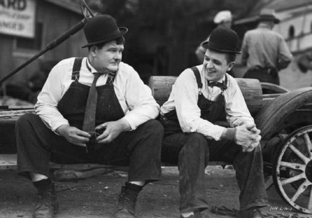 Laurel and Hardy fans invited to meet in Amblecote