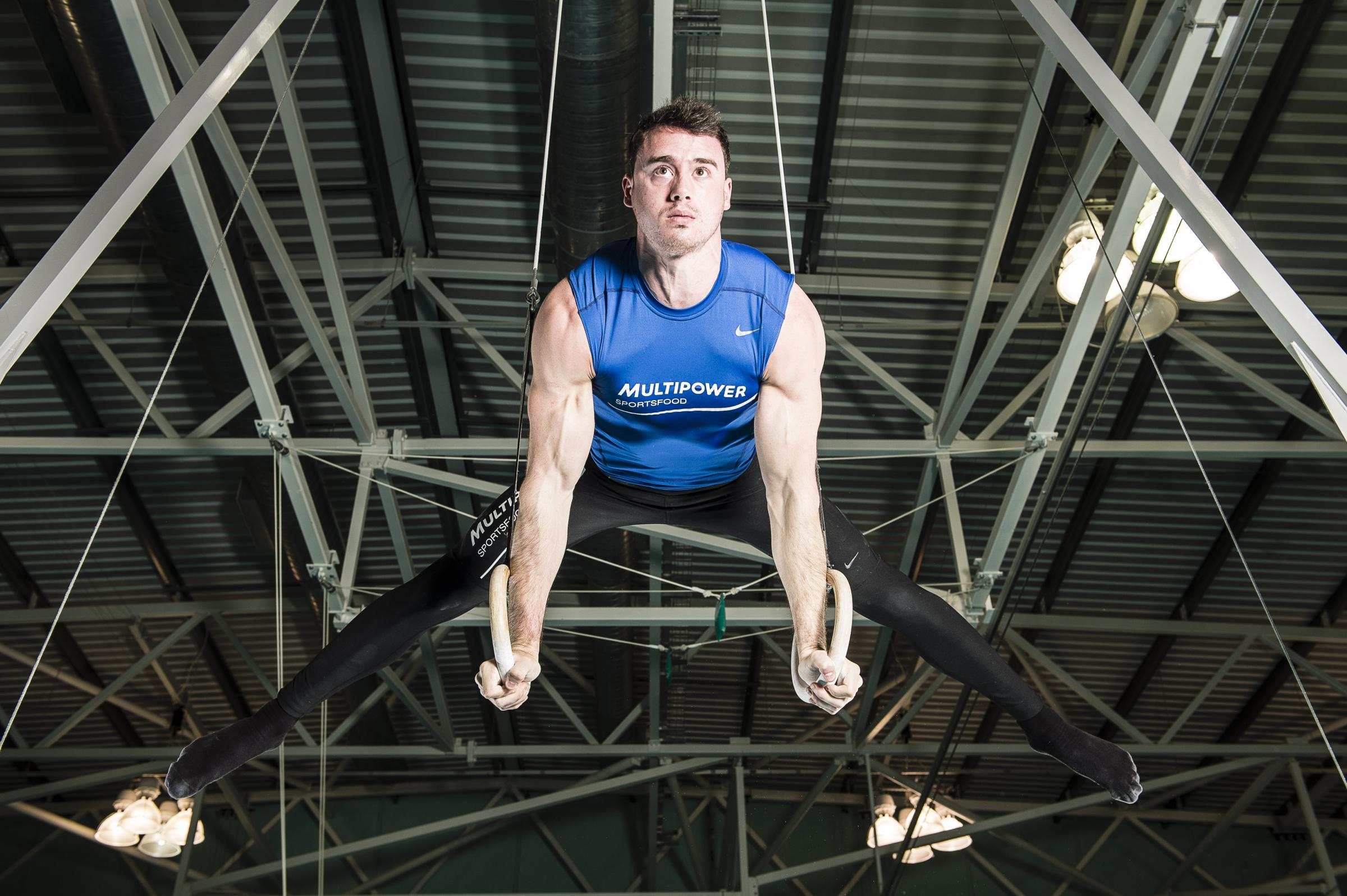 Olympic hero Kristian Thomas is preparing for a big year ahead.