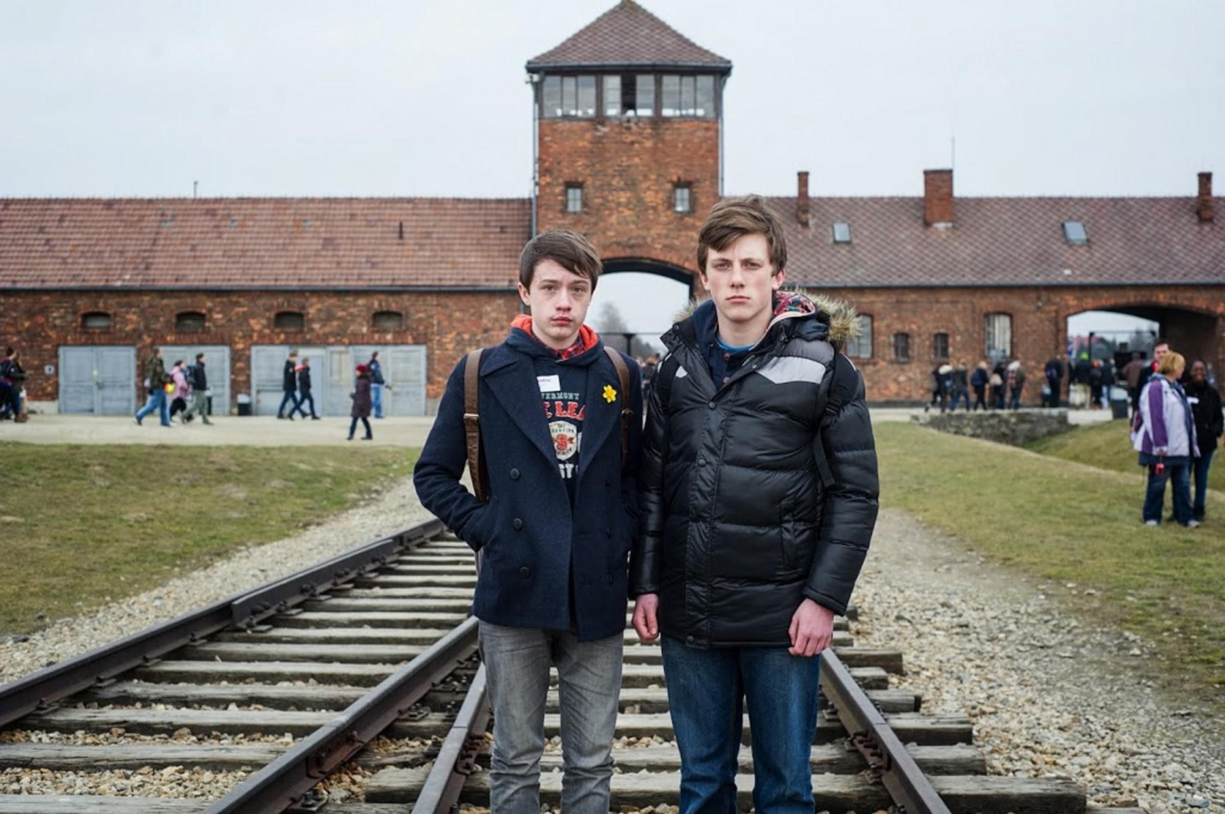 Why a visit to Auschwitz left an indelible mark on Stourbridge students