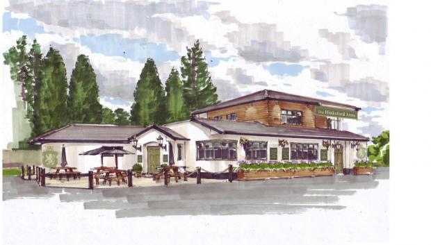Pub near Kingswinford to re-open after £325,000 makeover