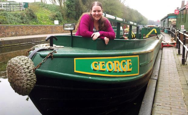 Sarah Fellows is the new heritage officer for the canal trust portal