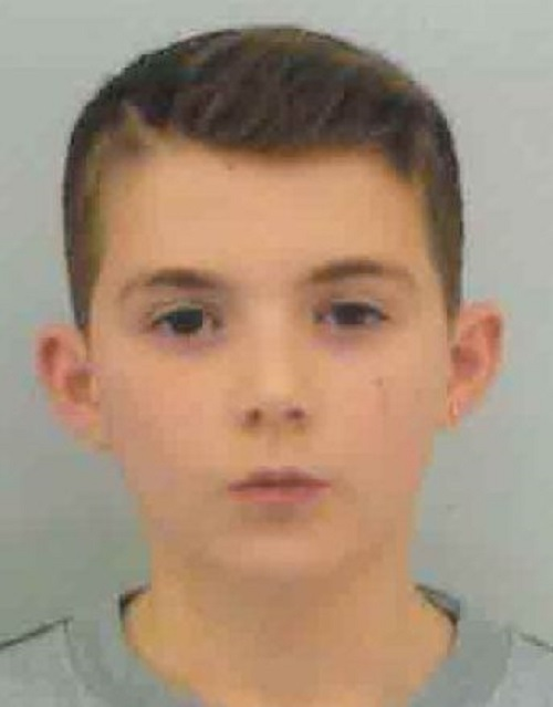 Missing teenager Jacob Butler