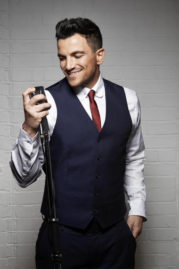 Stourbridge News: Peter Andre will be at Merry Hill on Saturday (June 7).