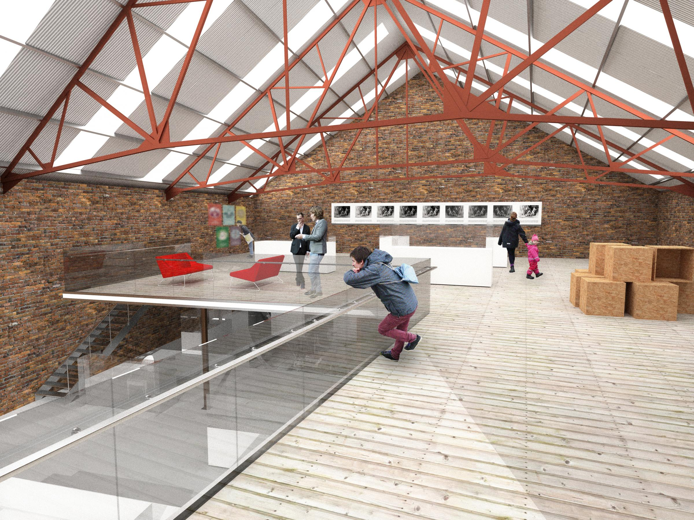 New Wordsley glass museum on track as plan and cash come together