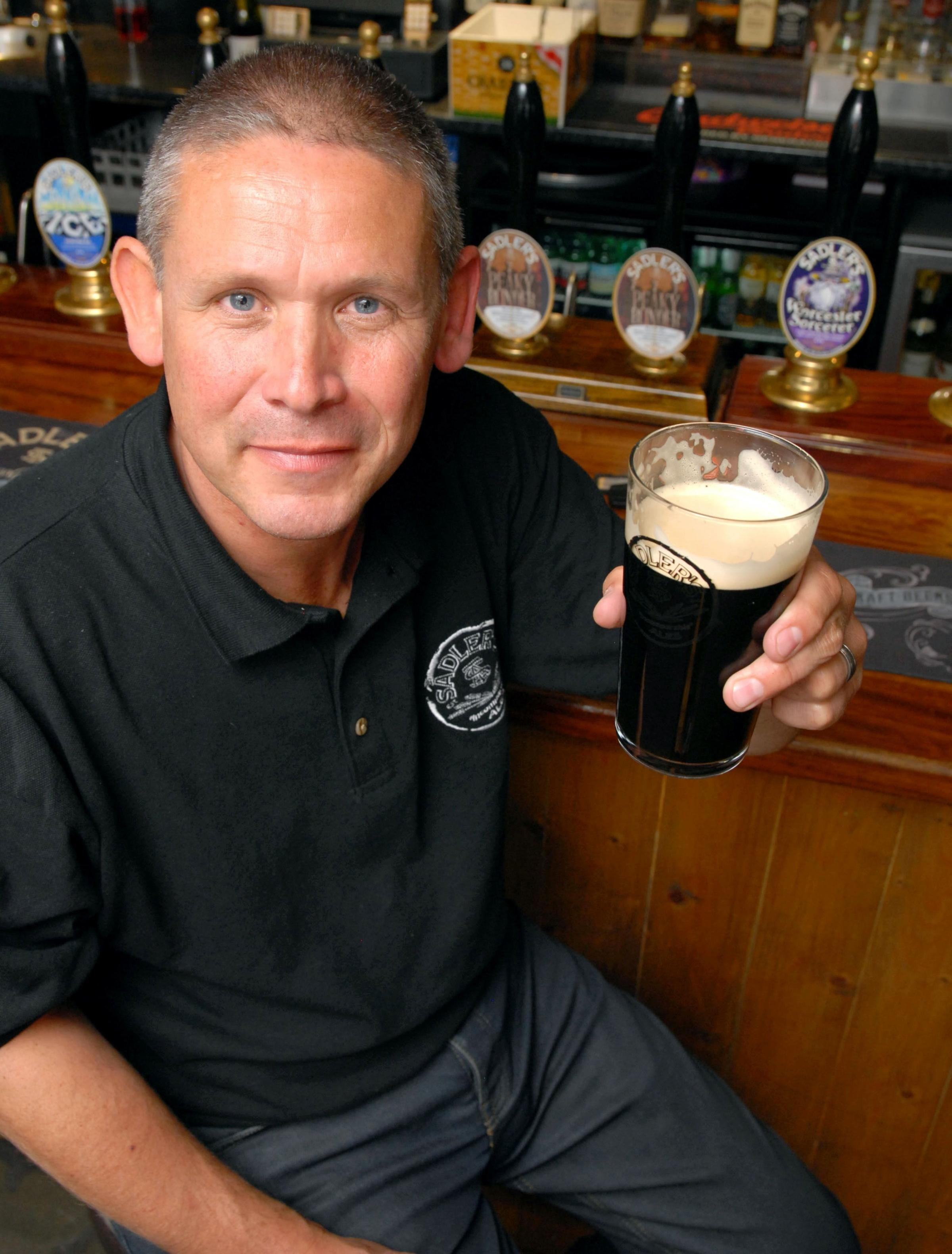 "Lye brewery's new Peaky Blinder ale ""selling like mad"""