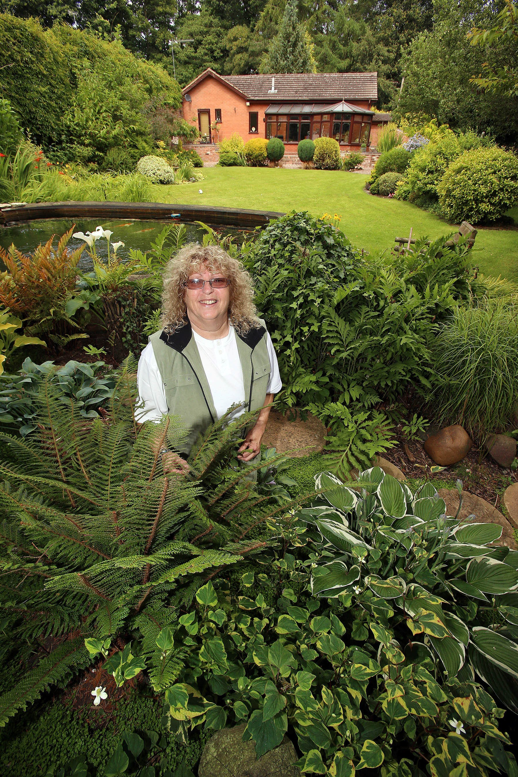 Prestwood garden to open to the public this weekend