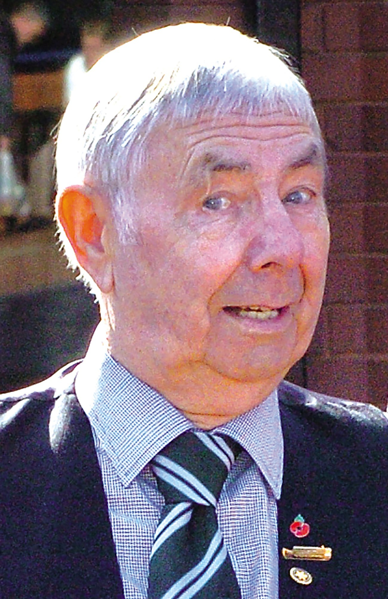 Tommy Mundon who died on July 21 aged 80