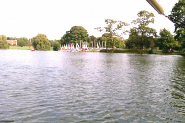 Himley Hall Sailing Club to host free taster sessions