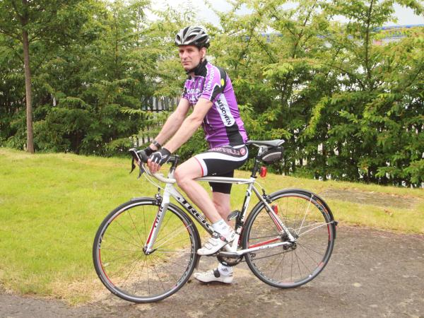 Cyclists urged to stay safe on the roads this summer